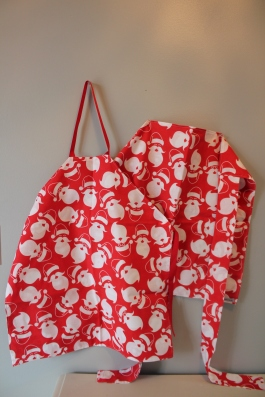 Mommy & Me Apron $25