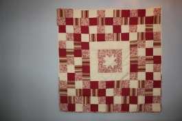 Christmas Quilt $45